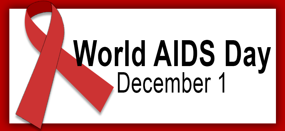 December 1st is World AIDS Day