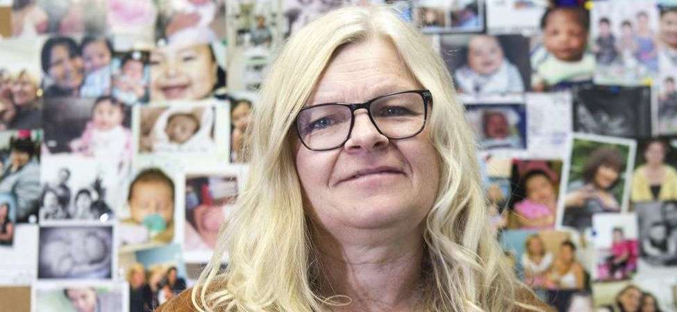 Safe space: Della Magnusson provides compassionate care