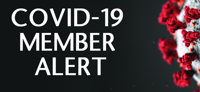 Member Alert -  COVID-19 Vaccines & Priority Sequencing